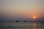 Sunset at Bodur Beach